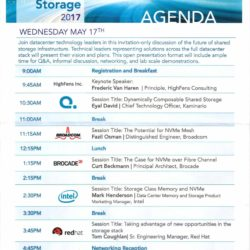 Keynote – The Future Of Shared Storage